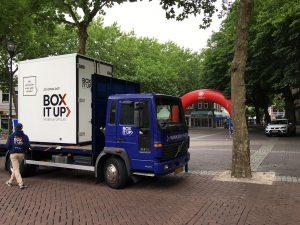 Opslagruimte huren Zwolle Binnenstad