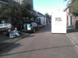 Opslagruimte huren Zwolle Wipstrik