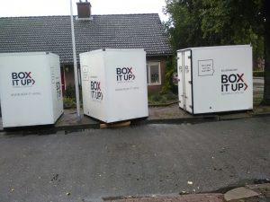 Opslagruimte huren Zwolle Aa-landen