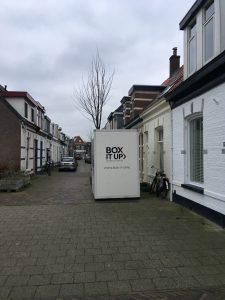 Verhuiscontainer Zwolle